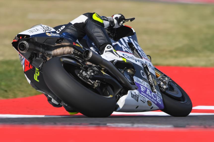 Xavi Fores, Avintia Racing, Gran Premio TIM di San Marino e della Riviera di Rimini