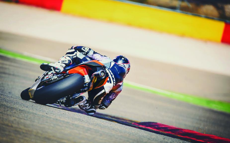 Randy de Puniet, KTM Factory Racing Team