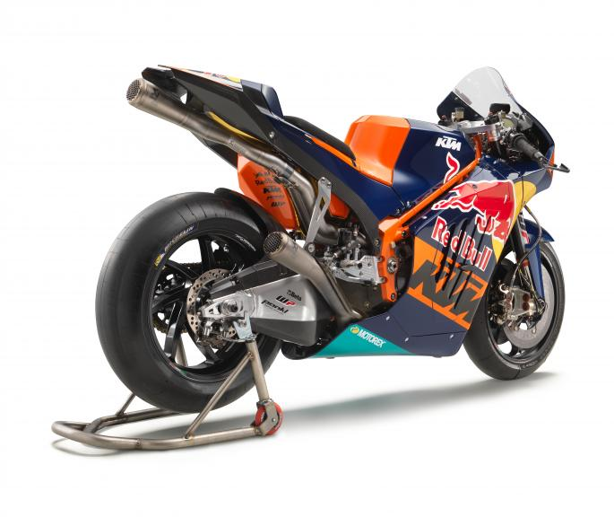 Studio, KTM Factory Racing Team