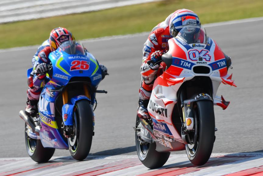 Andrea Dovizioso, Maverick Viñales, Gran Premio TIM di San Marino e della Riviera di Rimini