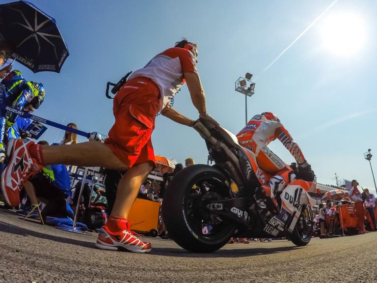 Andrea Dovizioso, Ducati Team, Gran Premio TIM di San Marino e della Riviera di Rimini