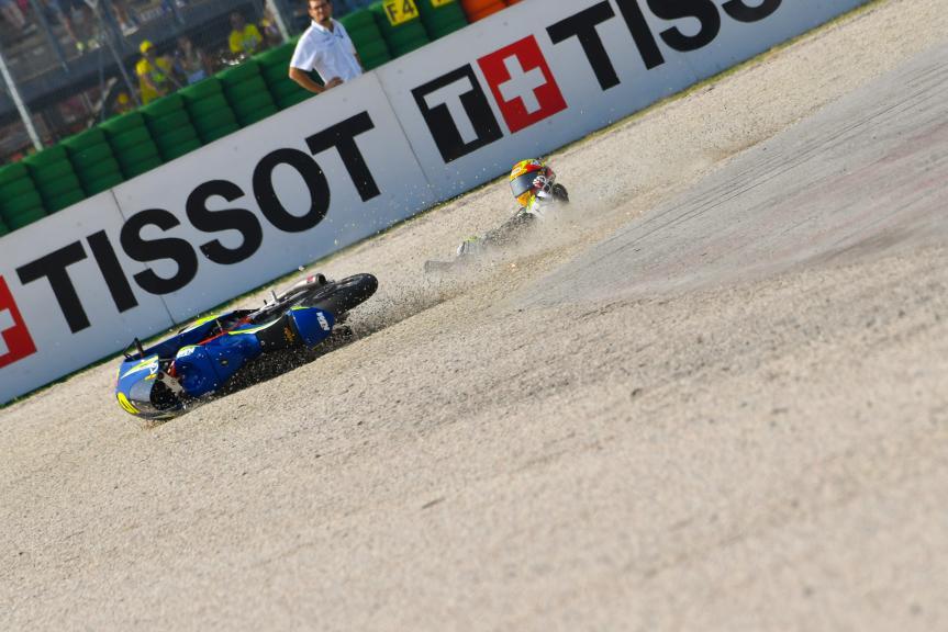 Maria Herrera, MH6 Laglisse, Gran Premio TIM di San Marino e della Riviera di Rimini