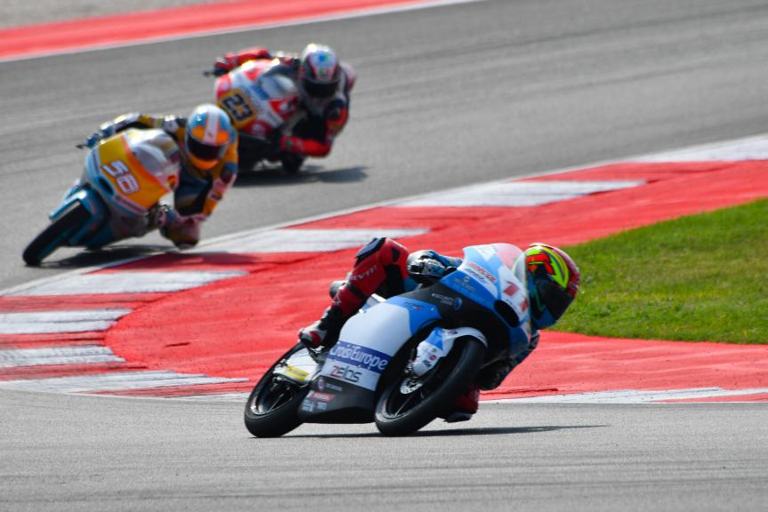 Livio Loi, RW Racing GP BV, Gran Premio TIM di San Marino e della Riviera di Rimini