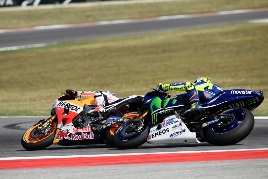 Dani Pedrosa, Valentino Rossi, Gran Premio TIM di San Marino e della Riviera di Rimini © Photo Milagro