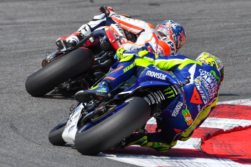 Dani Pedrosa, Valentino Rossi, Gran Premio TIM di San Marino e della Riviera di Rimini
