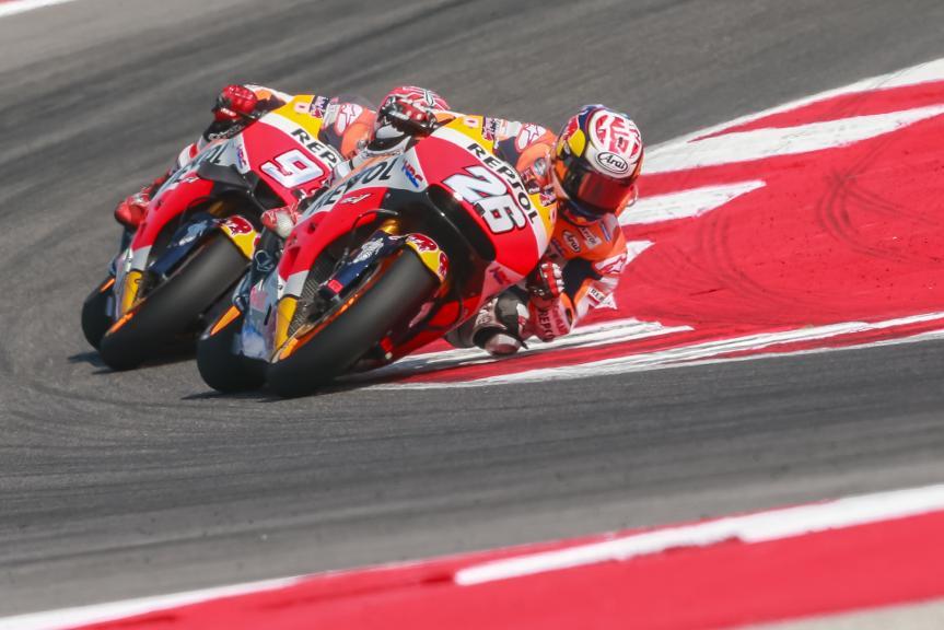 Dani Pedrosa, Marc Marquez, Repsol Honda Team, Gran Premio TIM di San Marino e della Riviera di Rimini