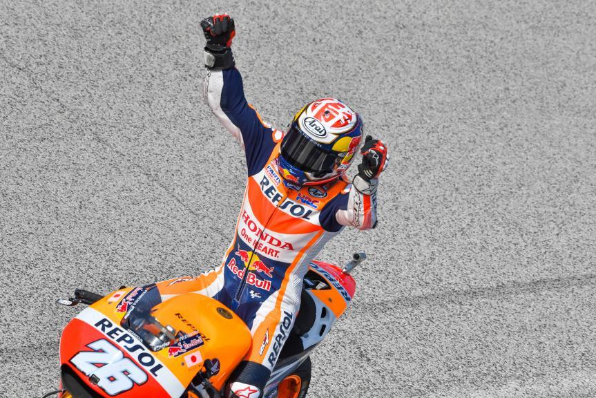 Dani Pedrosa, Repsol Honda Team, Gran Premio TIM di San Marino e della Riviera di Rimini