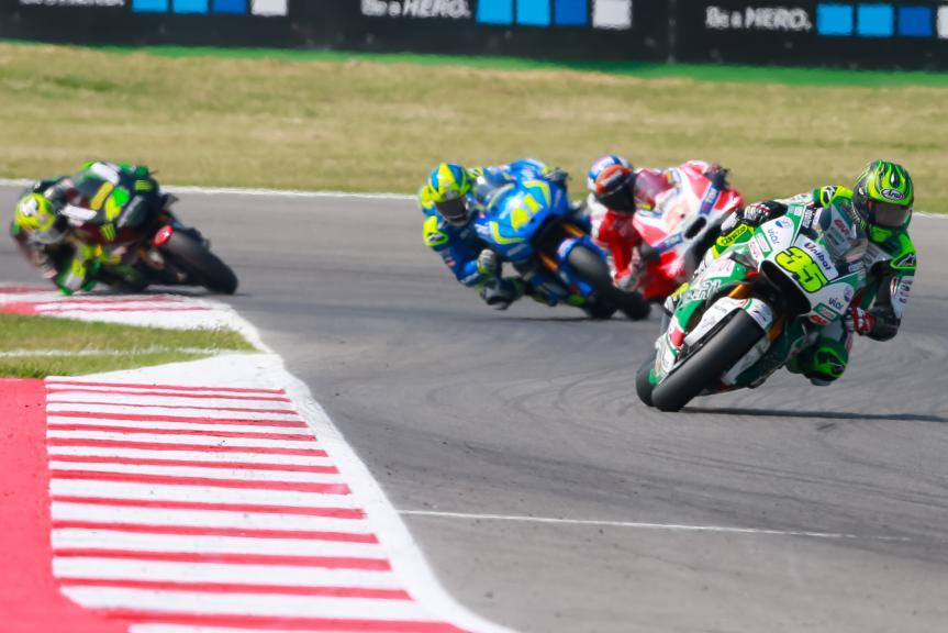 Cal Crutchlow, LCR Honda, Gran Premio TIM di San Marino e della Riviera di Rimini