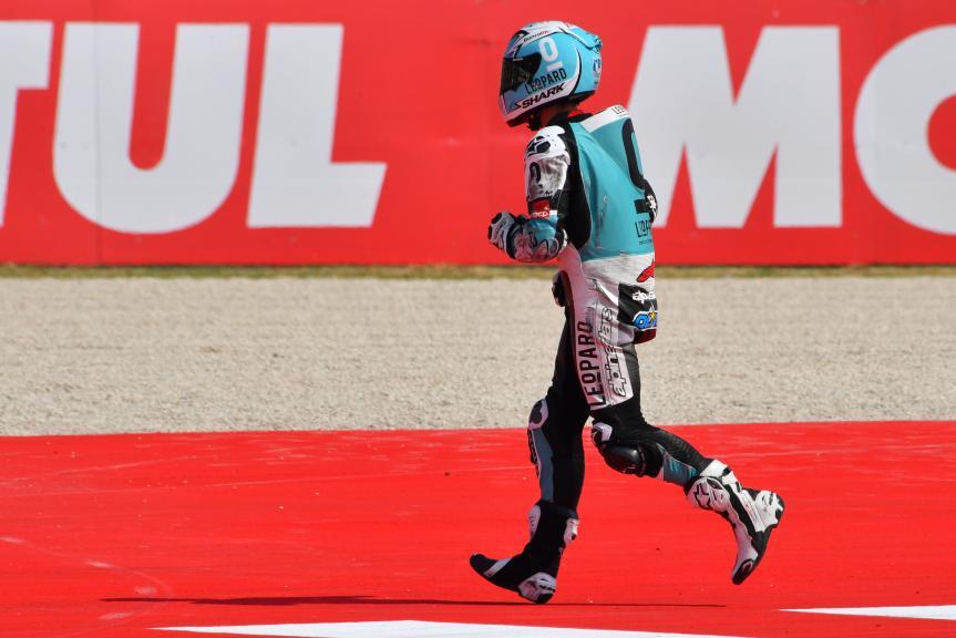 Miguel Oliveira, Leopard Racing, Gran Premio TIM di San Marino e della Riviera di Rimini