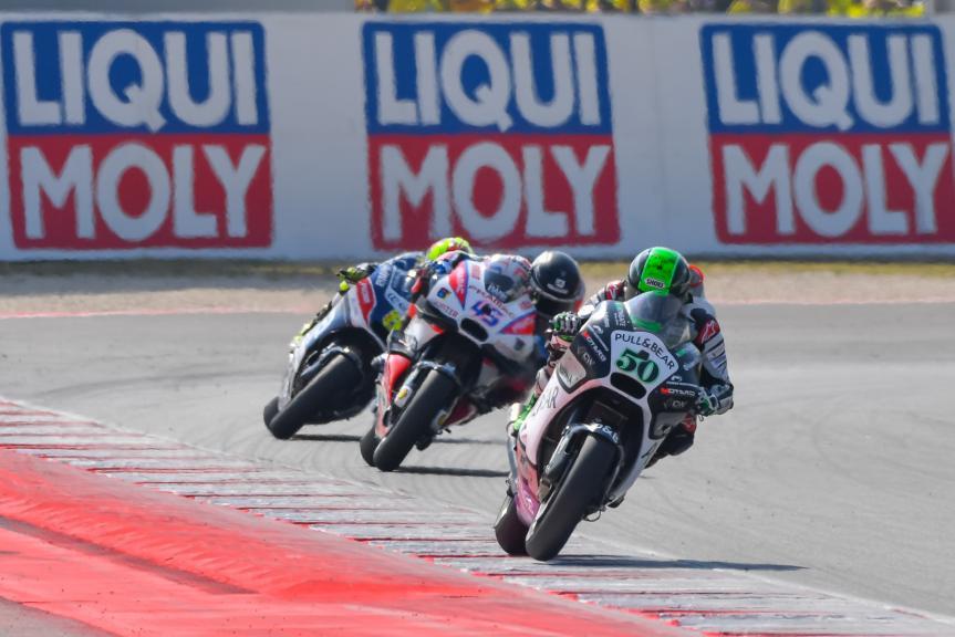 Eugene Laverty, Scott Redding, Gran Premio TIM di San Marino e della Riviera di Rimini