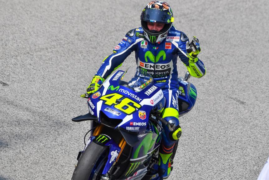 Valentino Rossi, Movistar Yamaha MotoGP, Gran Premio TIM di San Marino e della Riviera di Rimini