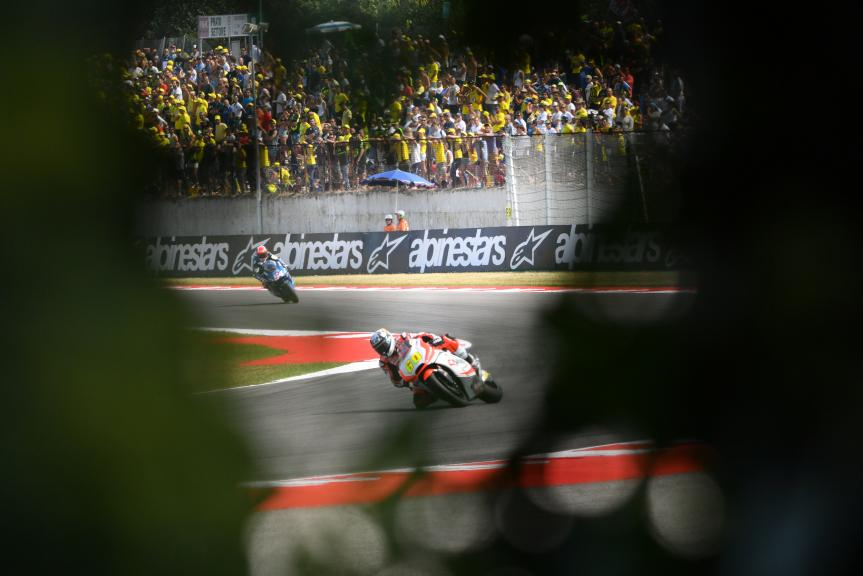 Julian Simon, QMMF Racing Team, Gran Premio TIM di San Marino e della Riviera di Rimini