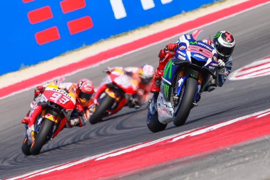 Jorge Lorenzo, Marc Marquez, Gran Premio TIM di San Marino e della Riviera di Rimini