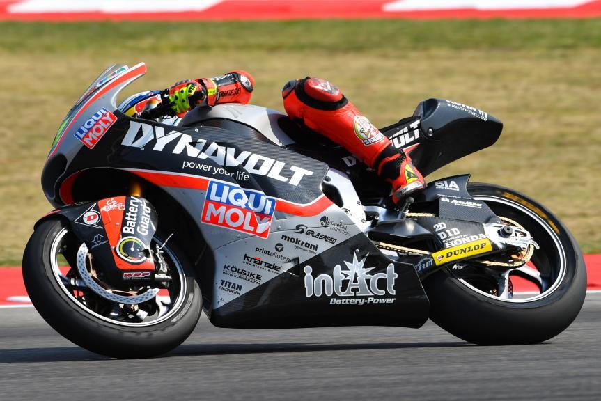 Jonas Folger, Dynavolt Intact GP, Gran Premio TIM di San Marino e della Riviera di Rimini