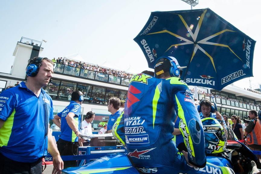 Aleix Espargaro, Team SUZUKI ECSTAR, Gran Premio TIM di San Marino e della Riviera di Rimini © 2016 Scott Jones, PhotoGP