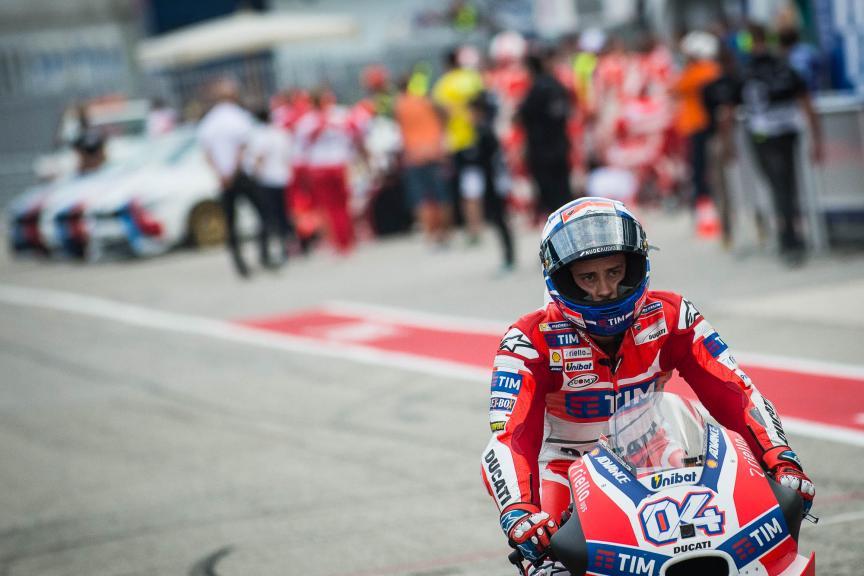 Andrea Dovizioso, Ducati Team, Gran Premio TIM di San Marino e della Riviera di Rimini © 2016 Scott Jones, PhotoGP
