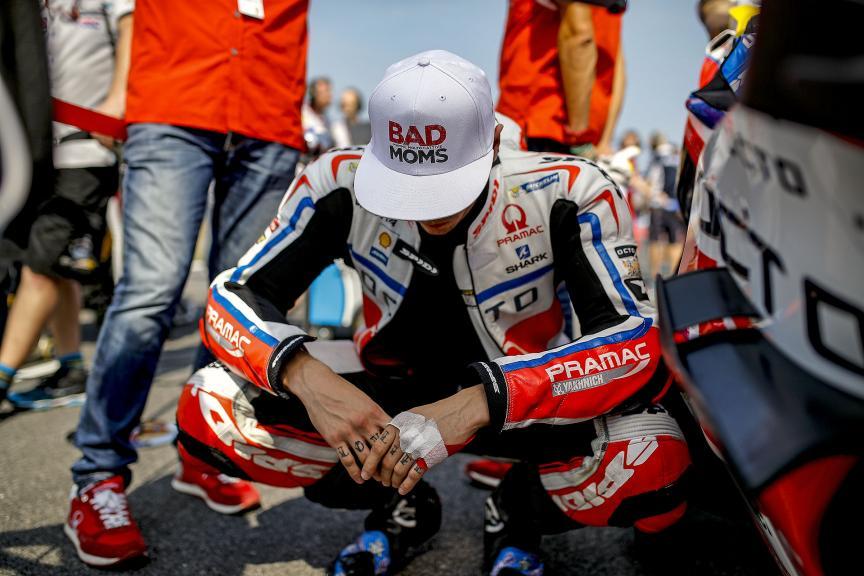 Scott Redding, OCTO Pramac Yakhnich, Gran Premio TIM di San Marino e della Riviera di Rimini
