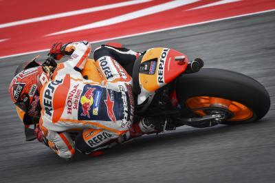 "Marquez: ""Das Rennen war kompliziert"""