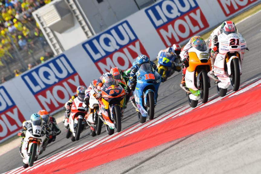 Moto3, Gran Premio TIM di San Marino e della Riviera di Rimini