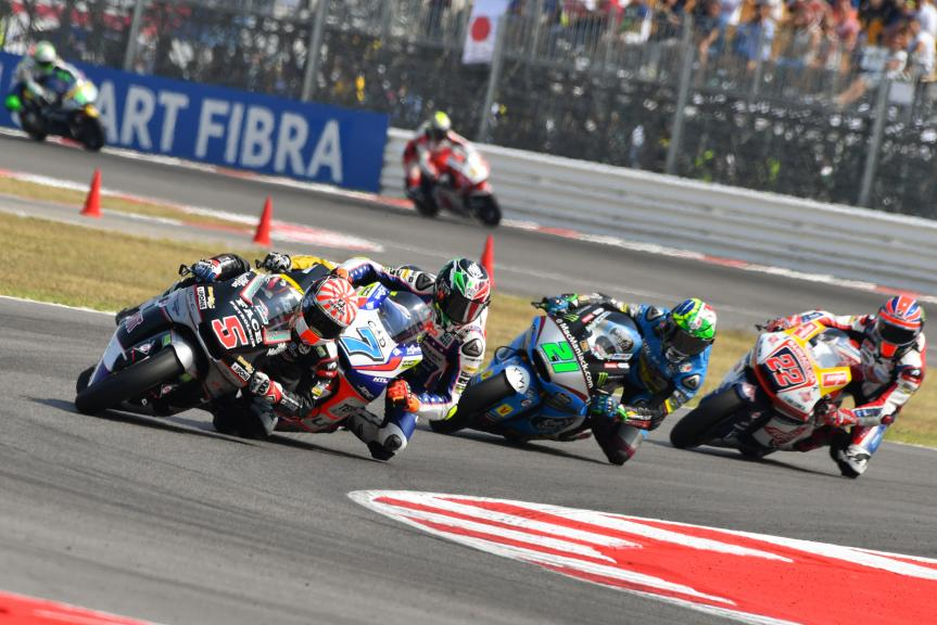 Moto2, Gran Premio TIM di San Marino e della Riviera di Rimini