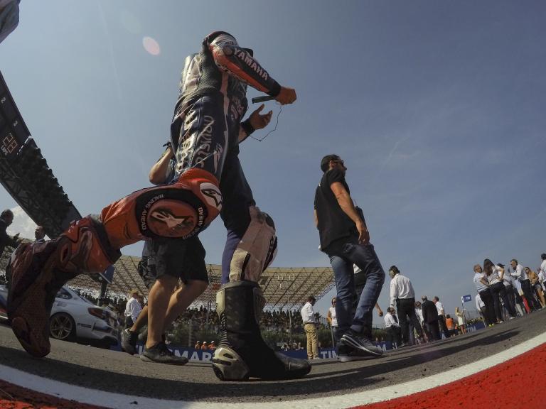 Jorge Lorenzo, Movistar Yamaha MotoGP, Gran Premio TIM di San Marino e della Riviera di Rimini