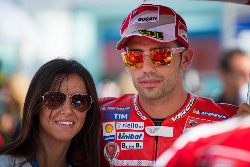 Michele Pirro, Gran Premio TIM di San Marino e della Riviera di Rimini © 2016 Scott Jones, PhotoGP