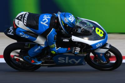 "Bulega: ""Ho lottato per il podio fino all'ultima curva"""