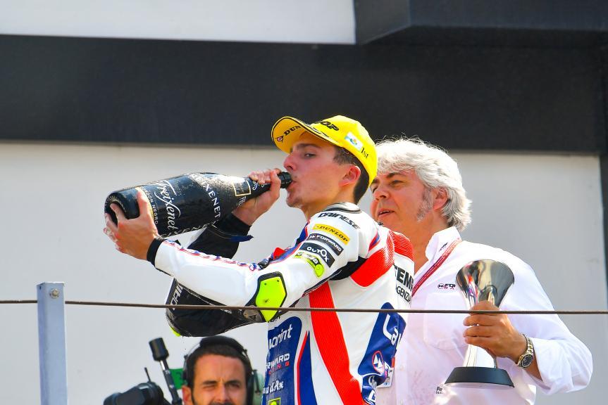 Lorenzo Baldassarri, Forward Team, Gran Premio TIM di San Marino e della Riviera di Rimini