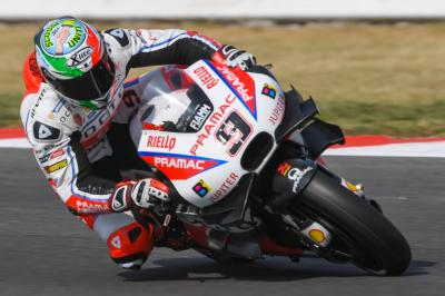 More points for Petrucci at Misano