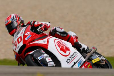 Consecutive podiums for Nakagami