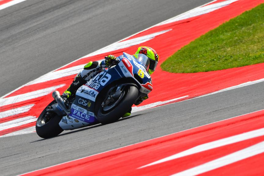 Hector Barbera, Avintia Racing, Gran Premio TIM di San Marino e della Riviera di Rimini