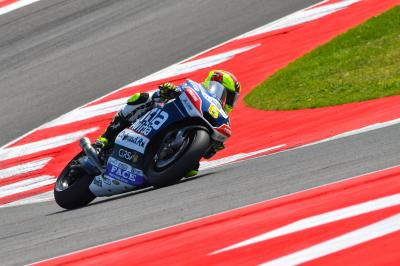 "Barbera: ""It was a really difficult race"""