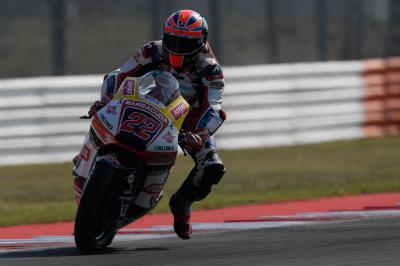 Sam Lowes wraps up two-day Valencia test