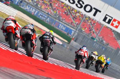 Zarco vs. Rins in Aragon