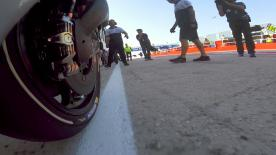 Go behind the scenes with Yonny Hernandez at the #SanMarinoGP, filmed exclusively on GoPro™ cameras.