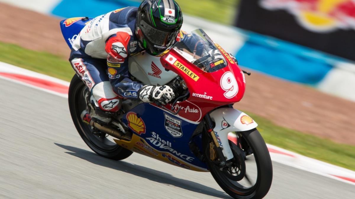 Ogura wins Race 1 in Zhuhai   MotoGP™