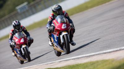 Second race in China brings victory for Kunii