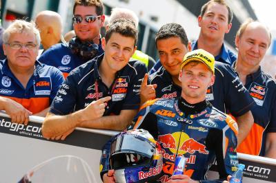 Wenn: Binders Titelchancen beim Aragon GP