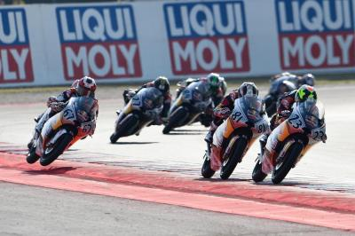Sasaki with glory in sight at Aragon