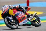 Brad Binder, Red Bull KTM Ajo, 2016 World Champion Moto3