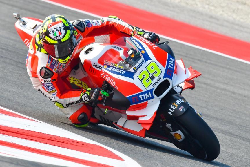 Andrea Iannone, Ducati Team, Gran Premio TIM di San Marino e della Riviera di Rimini
