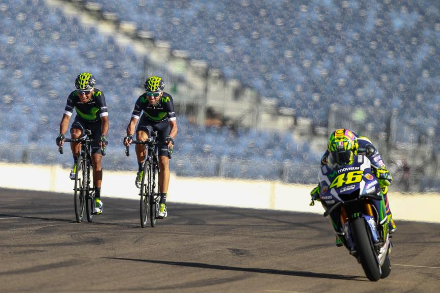 Pre-Event Gran Premio Movistar de Aragon