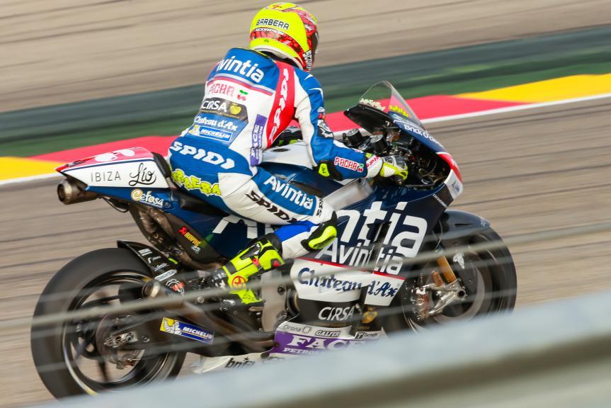 Hector Barbera, Avintia Racing, Gran Premio Movistar de Aragón