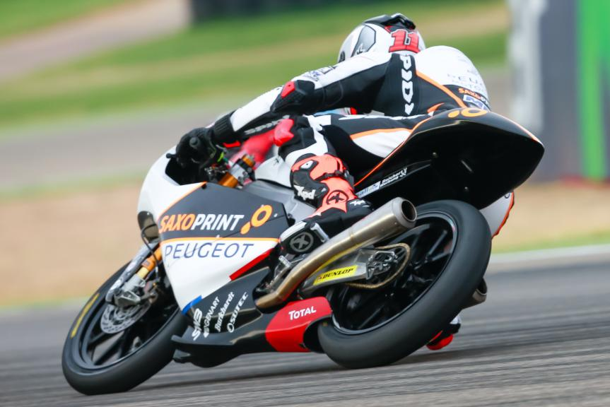 Livio Loi, RW Racing GP BV, Gran Premio Movistar de Aragón
