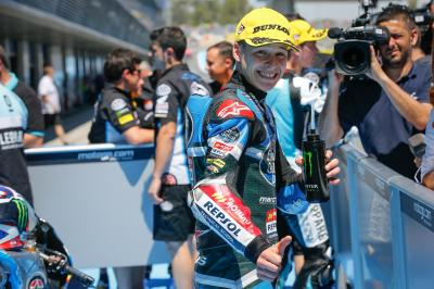 Quartararo to Moto2™ in 2017