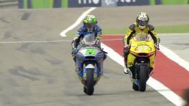 La seconda sessione di prove libere per la Moto2™ sulla pista aragonese.