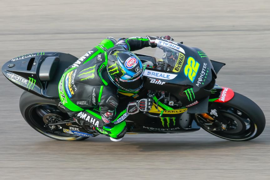 Alex Lowes, Monster Yamaha Tech 3, Gran Premio Movistar de Aragón