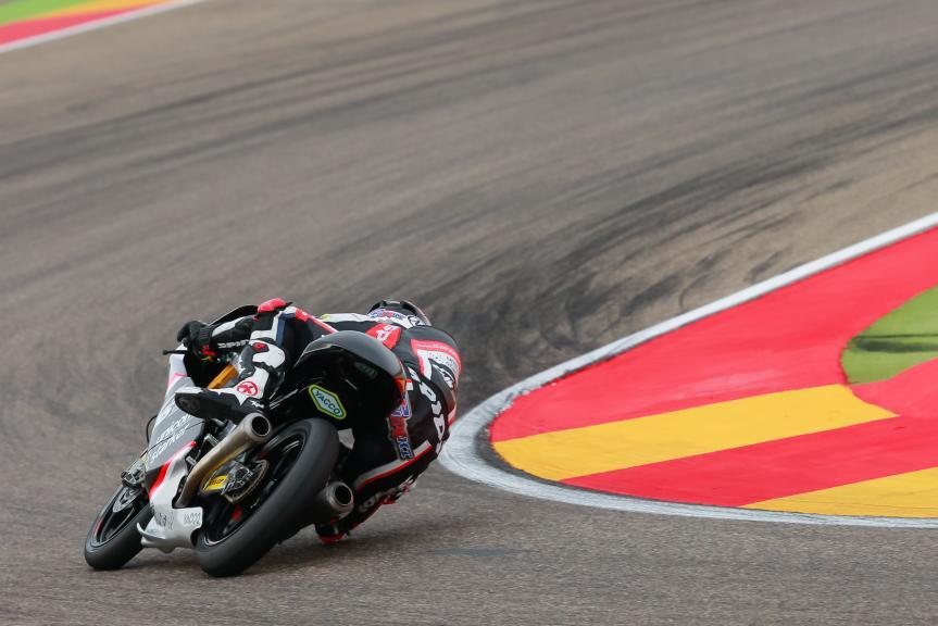 Tatsuki Suzuki, CIP-Unicom Starker, Gran Premio Movistar de Aragón