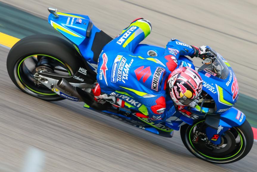 Maverick Viñales, Team SUZUKI ECSTAR, Gran Premio Movistar de Aragón