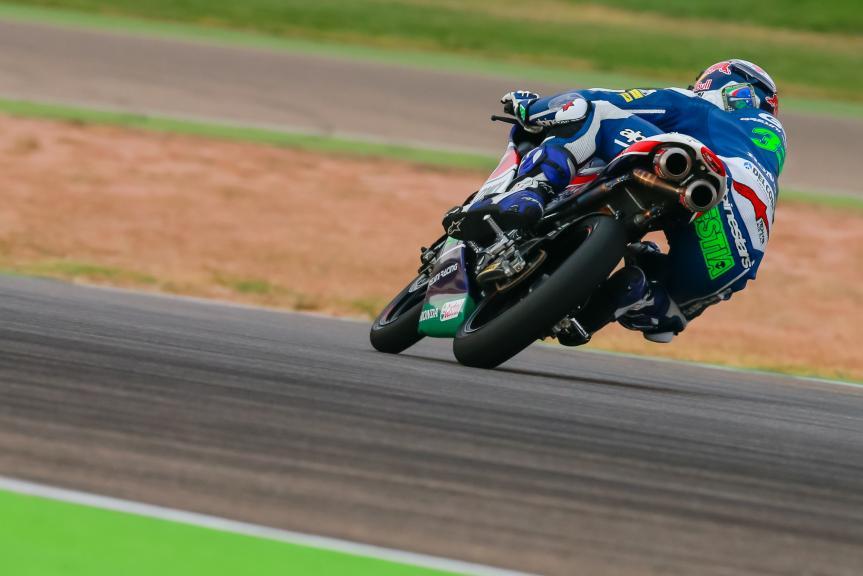 Enea Bastianini, Gresini Racing Moto3, Gran Premio Movistar de Aragón
